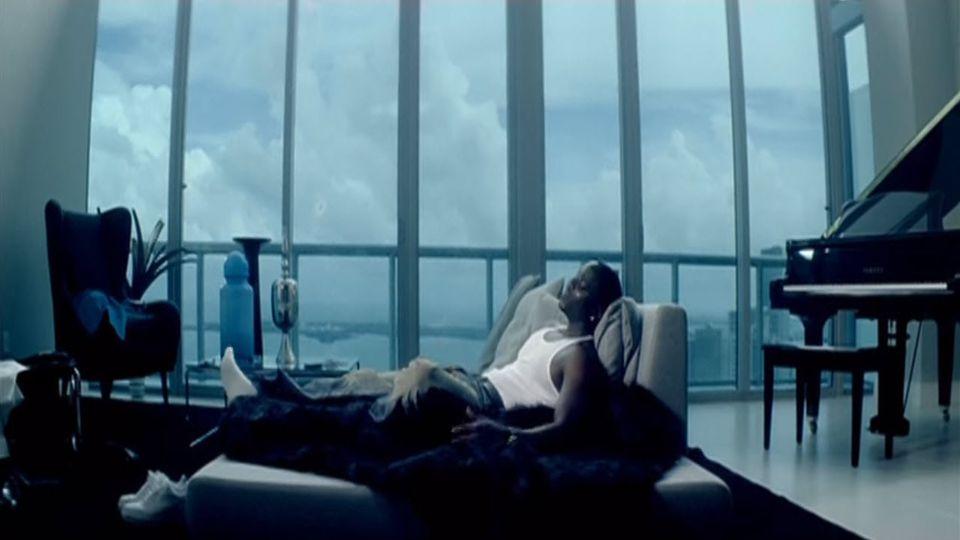 Akon video at Marina Blue condos