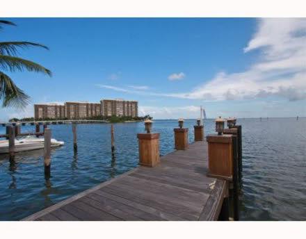 Carlos Boozer's Coconut Grove dock