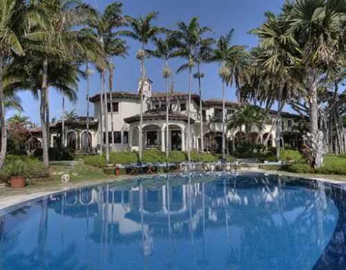 LeBron James Coral Gables Home