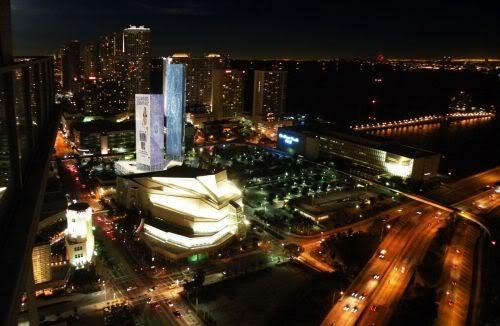 Miami electronic billboards