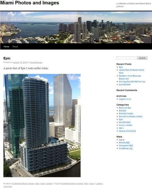 Miami pictures blog