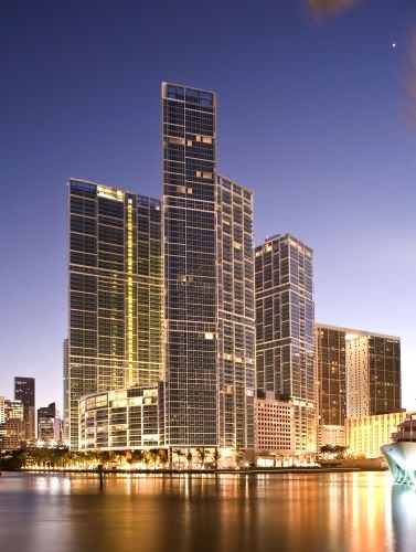 Icon Brickell exterior