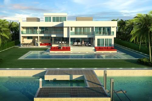 rendering of 40 S Hibiscus Drive in Miami Beach