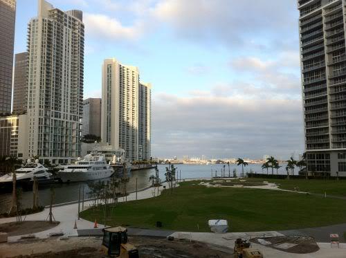 Miami Circle Park February 9, 2011