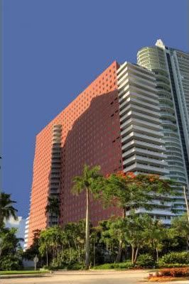 Imperial at Brickell exterior
