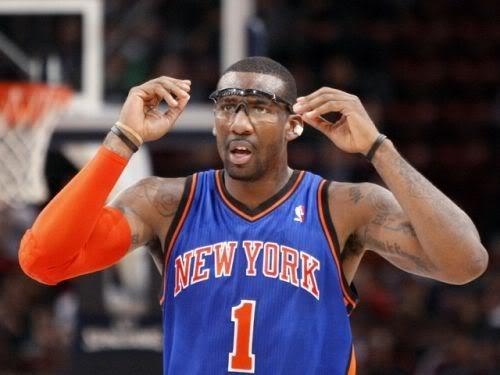 Amar'e Stoudemire New York Knicks