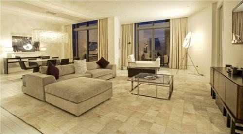 Amar'e Stoudemire W South Beach penthouse