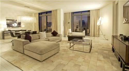 Amar'e Stoudemire W South Beach penthouse