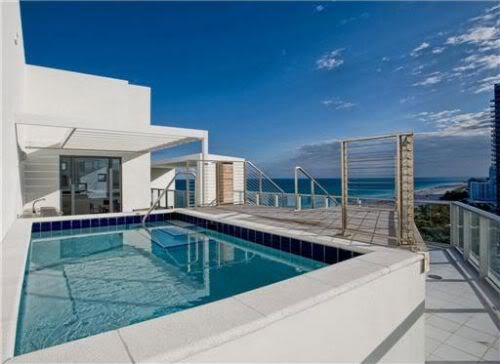 W South Beach penthouse 2201