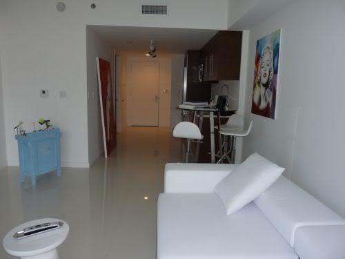 Icon Brickell 1 bedroom condo