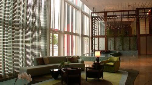 50 Biscayne lobby