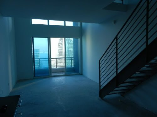 Infinity at Brickell loft