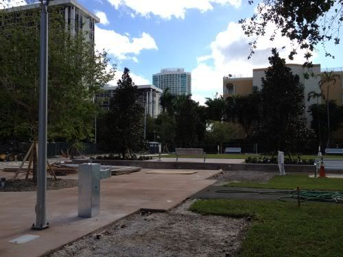 1814 Brickell Avenue Park