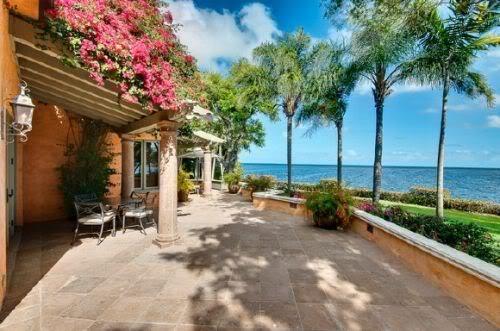 Pat Riley's Miami home