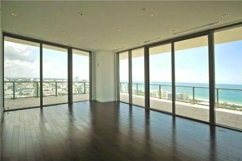 Apogee South Beach penthouse A
