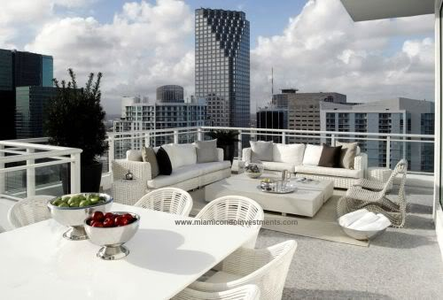 A look inside penthouse 3401 at asia for Acheter maison miami