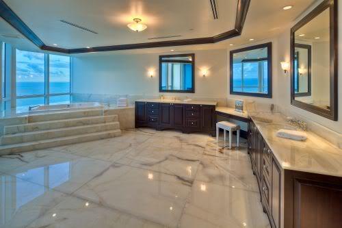 Continuum South Beach PH2 master bath