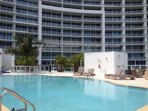 Paramount Bay swimming pool