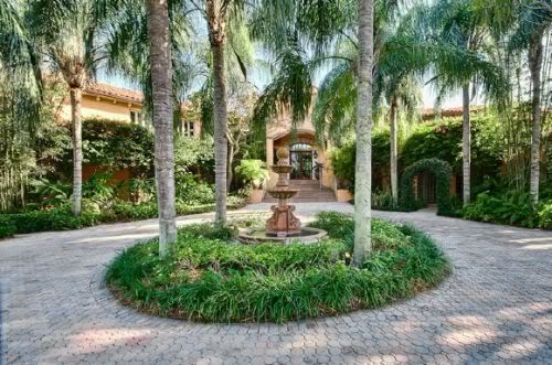 Pat Riley's Miami mansion