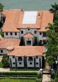 Ricky Martin Miami Beach Home
