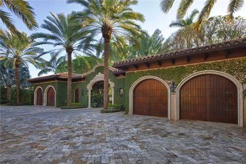 Billy Joel Miami Beach home