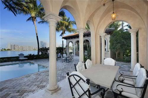 Billy Joel Miami Beach mansion