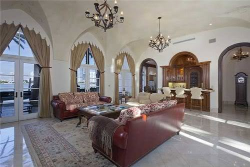 Billy Joel Miami Beach mansion