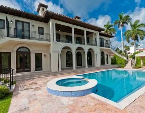Gail Posner's Miami Beach mansion