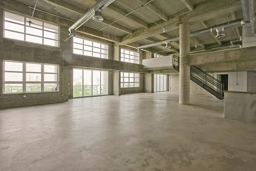 3 078 Square Foot Industrial Loft Available For Rent At