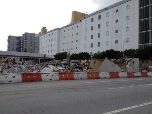 Camillus House demolished