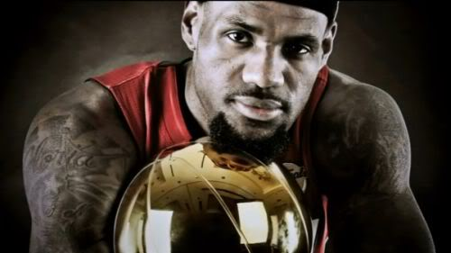 LeBron James NBA Championship