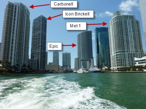 Met 1, Epic, Carbonell, Icon Brickell