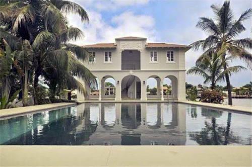 Al capone's Palm Island Home