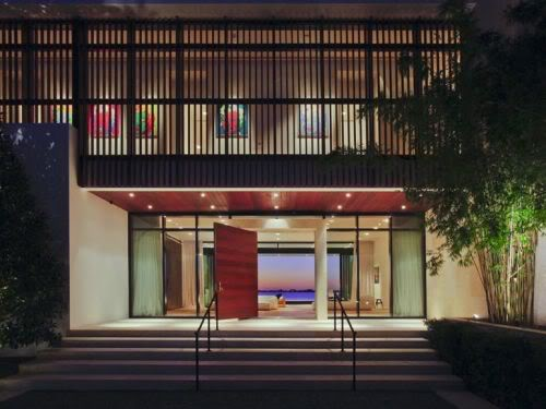 Alex Rodriguez Miami Beach mansion