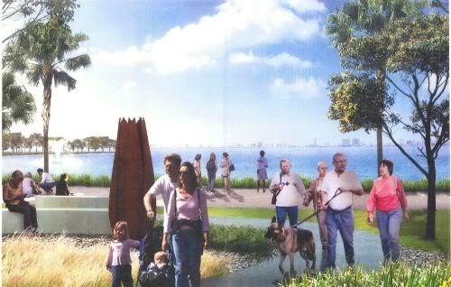 Icon Bay park