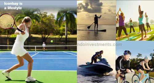 Icon Bay recreational lifestyle