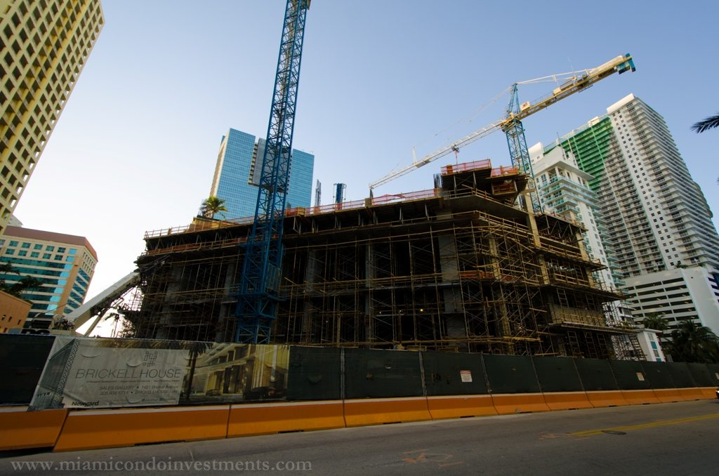 BrickellHouse construction update