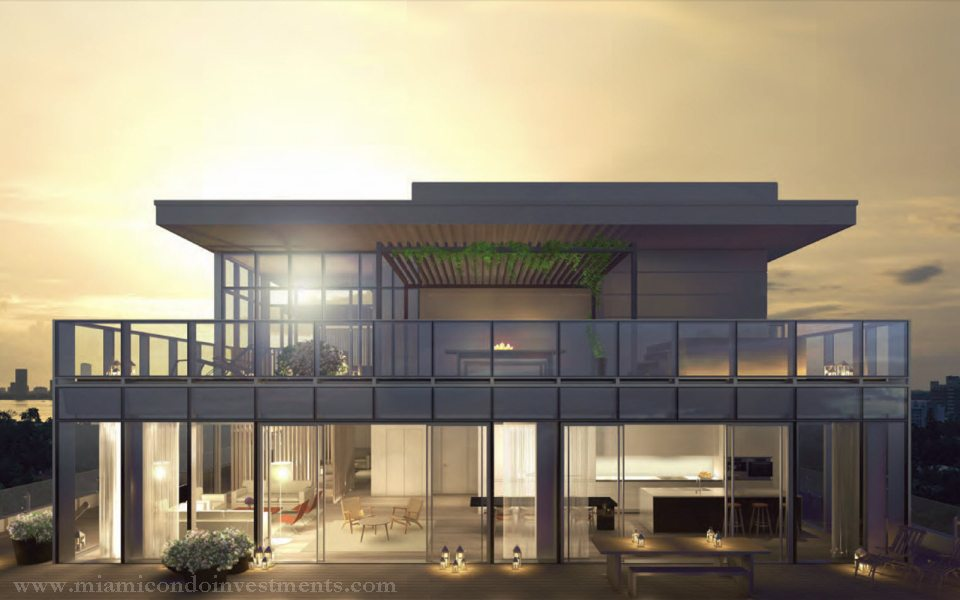The Residences at The Miami Beach Edition penthouse