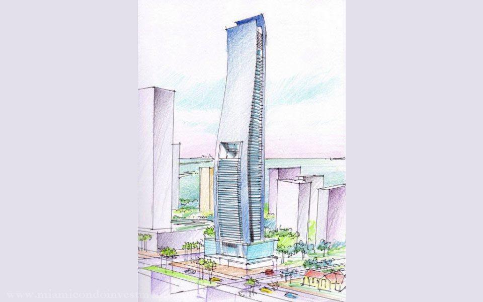 Echo Brickell preconstruction condos