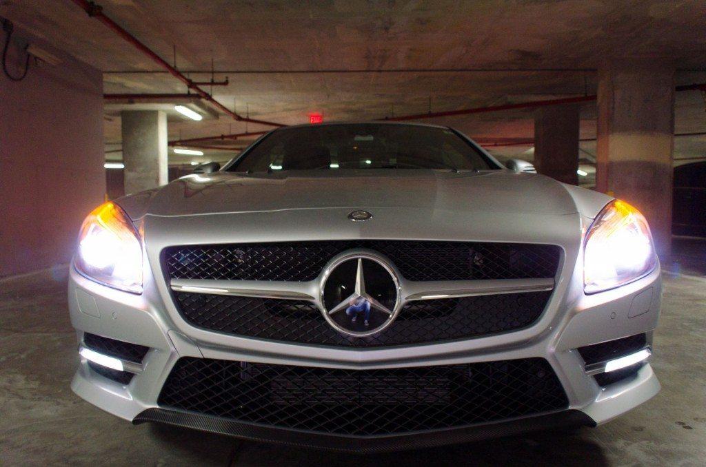 2013 Mercedes Benz SL550