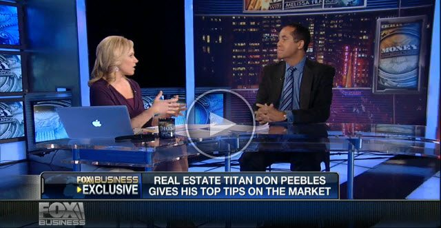 Don Peebles discusses his favorite real estate markets in America