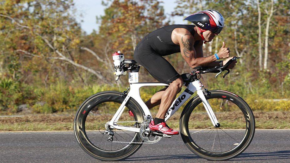 Lucas Lechuga Ironman Florida 2013