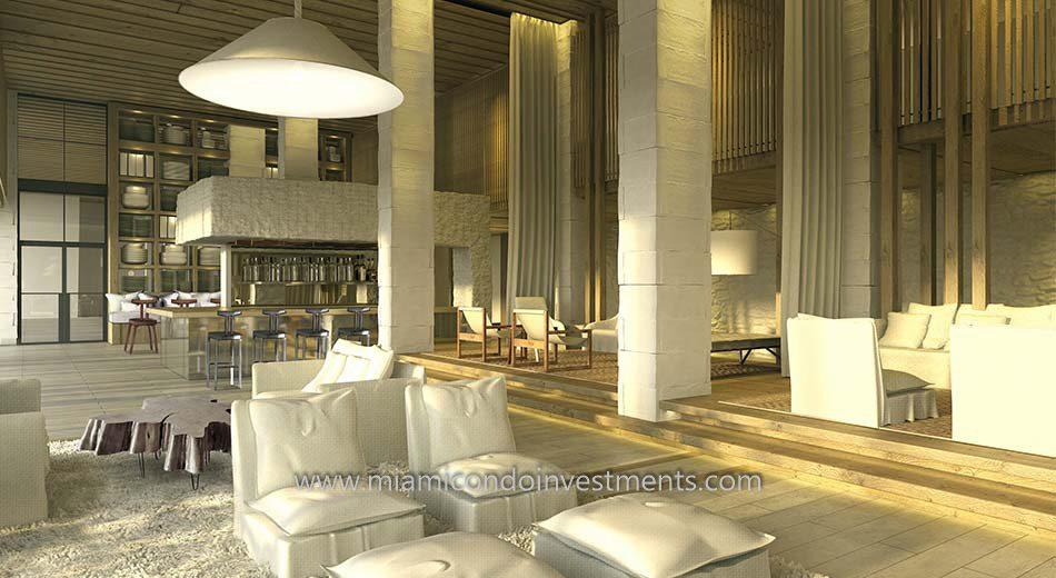 1 Hotel and Homes South Beach lobby