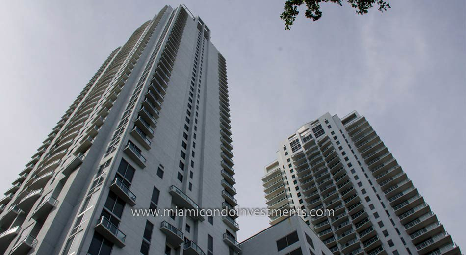 1050 Brickell condo tower