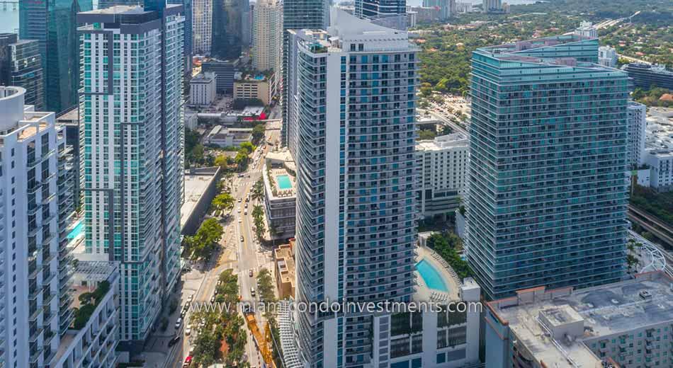 1100 Millecento aerial photo