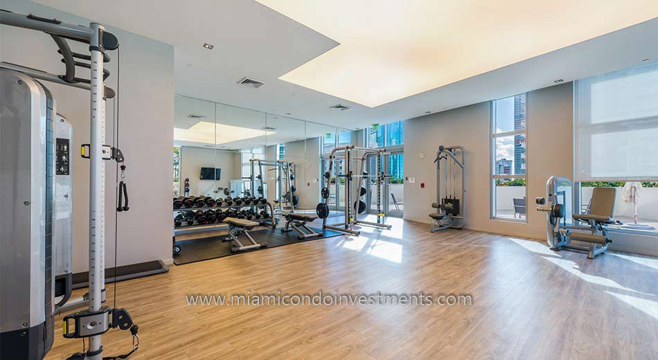 1100 Millecento fitness center