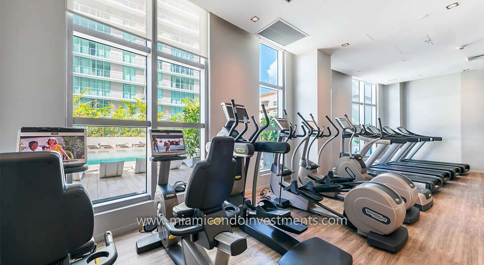 TechnoGym cardio equipment