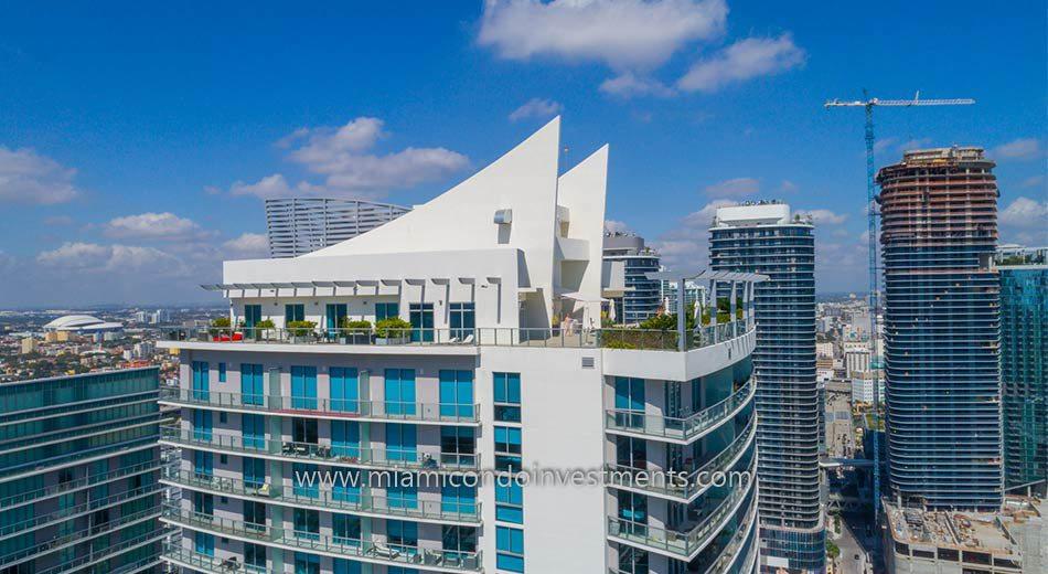 1100 Millecento Miami condos