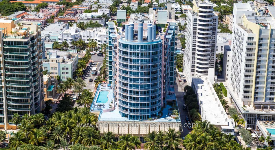 1500 Ocean Drive condos in South Beach Florida
