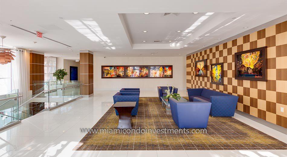 1800 Club lobby